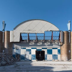 """Sam Goody Exterior"" Wayne Hills Mall (from Modern Ruins series) photograph"