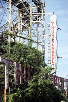 Thunderbolt Sign, Coney Island
