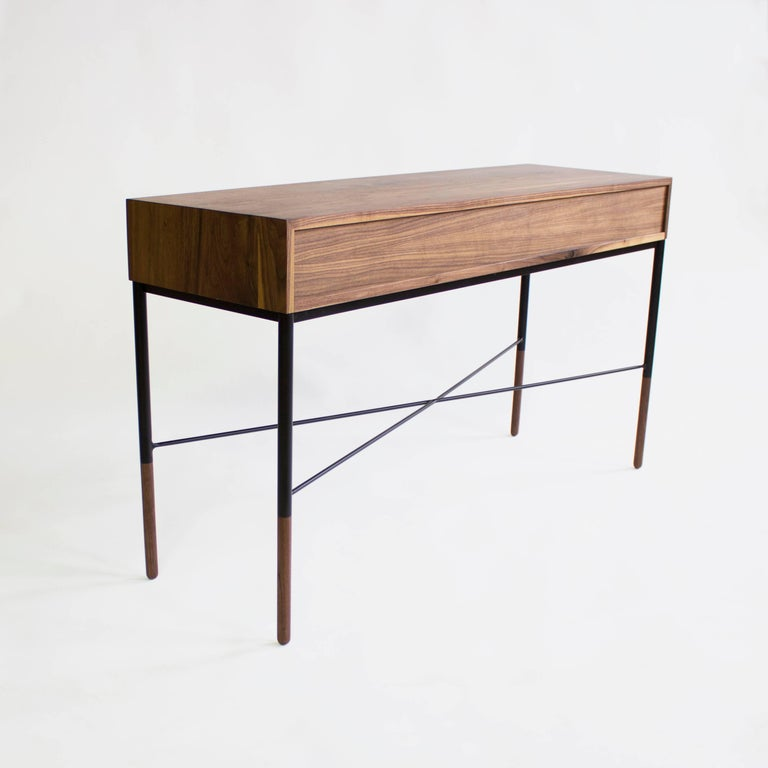 American Phillip Console and Hall Table For Sale