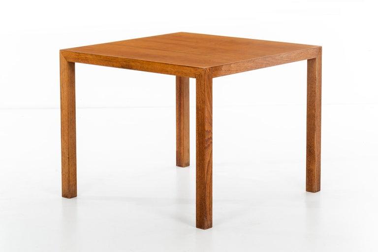 Mid-Century Modern Phillip Johnson Parsons Table For Sale