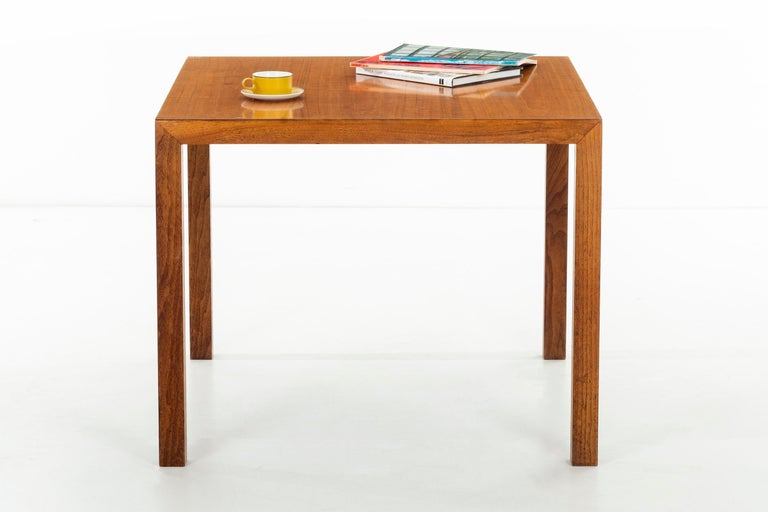 American Phillip Johnson Parsons Table For Sale