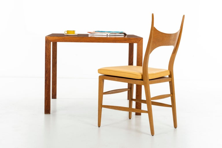 Phillip Johnson Parsons Table In Good Condition For Sale In Chicago, IL