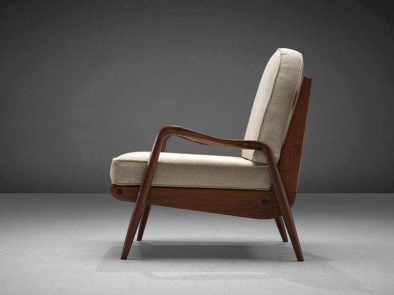 Mid-Century Modern Phillip Lloyd Powell 'New Hope' Lounge Chair