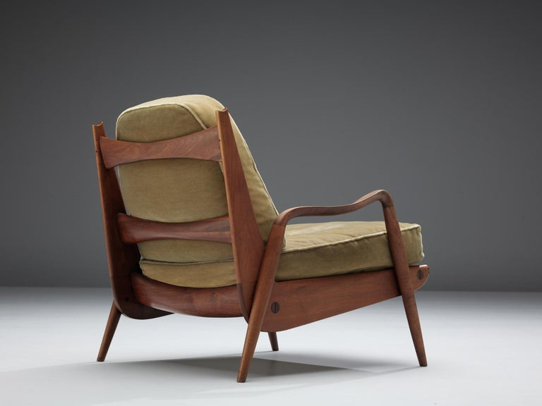 American Phillip Lloyd Powell 'New Hope' Lounge Chair For Sale