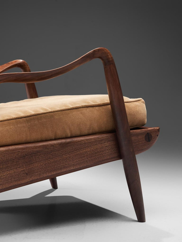 Phillip Lloyd Powell 'New Hope' Lounge Chair In Good Condition For Sale In Waalwijk, NL
