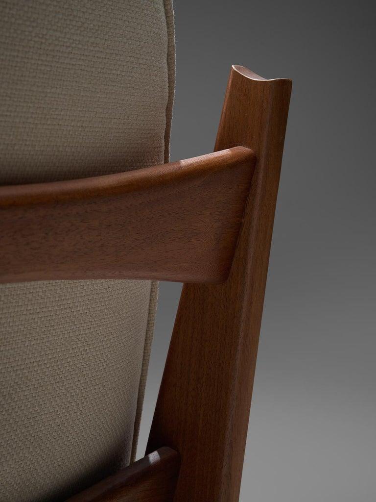 Velvet Phillip Lloyd Powell 'New Hope' Lounge Chair