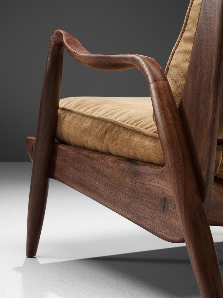 Phillip Lloyd Powell 'New Hope' Lounge Chair For Sale 1