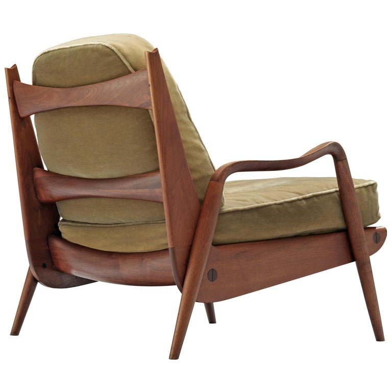 Phillip Lloyd Powell 'New Hope' Lounge Chair For Sale