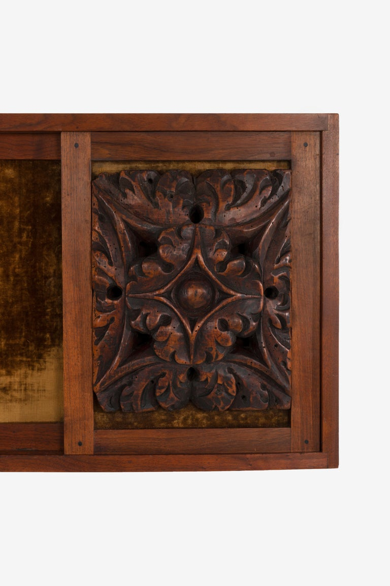Phillip Lloyd Powell Wall Hanging Cabinet For Sale 3