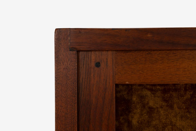 Phillip Lloyd Powell Wall Hanging Cabinet For Sale 5