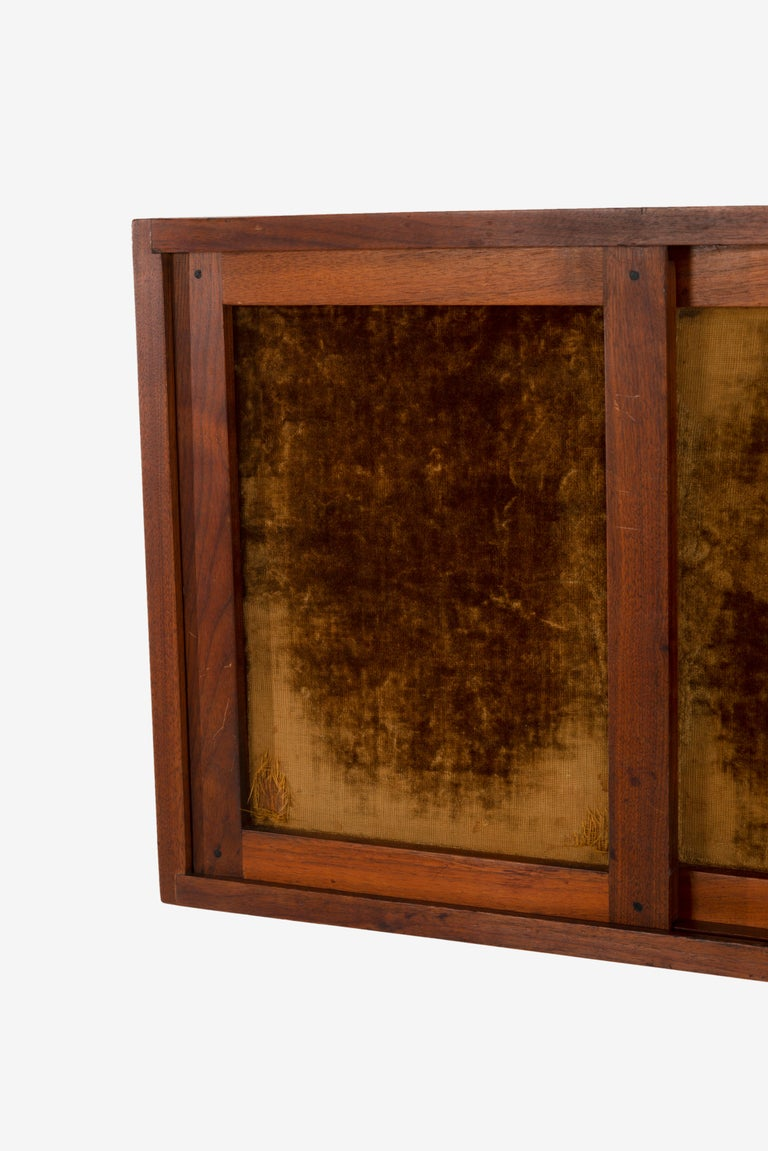 Phillip Lloyd Powell Wall Hanging Cabinet For Sale 2