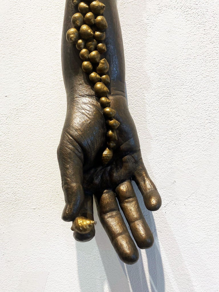 GIFT - Sculpture by Phillip Shore