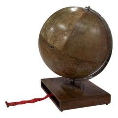 "Phillips ""Challenge"" Terrestrial Globe, 1958"