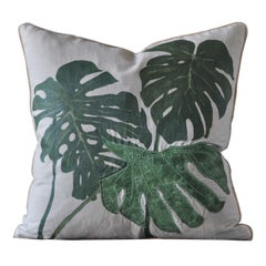 Philodendron Large Pillow