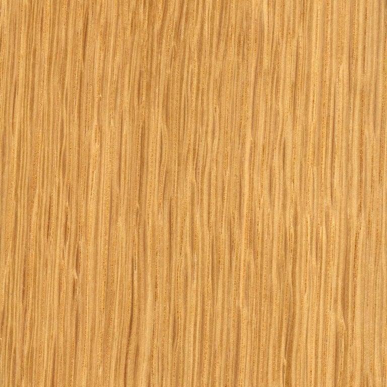 Phloem Studio Jess Side Chair, Modern White Oak Solid Wood Dining Chair For Sale 4