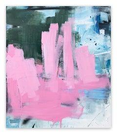 Oakmoss Sage (Abstract Painting)