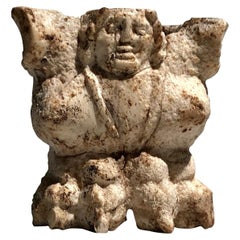 Phoenician Bone Sphinx, 5th Century BC