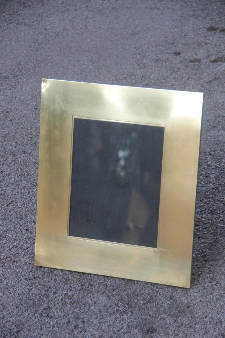 Photo frame luxury France Liwan's for Maison Mercier Freres, 1970s.