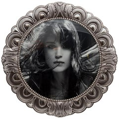 Photo Frame Sterling Silver, Italy