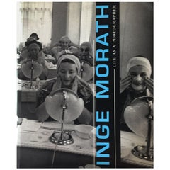 Photography Book by Inge Morath, Life as a Photographer