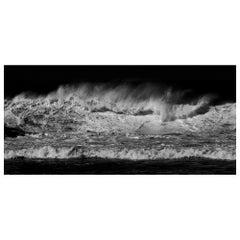 "Photography ""Shorebreak"", 2006, by Brazilian Photographer Roberta Borges"