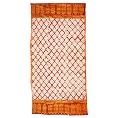 Phulkari Wedding Shawl, India, Early 20th Century