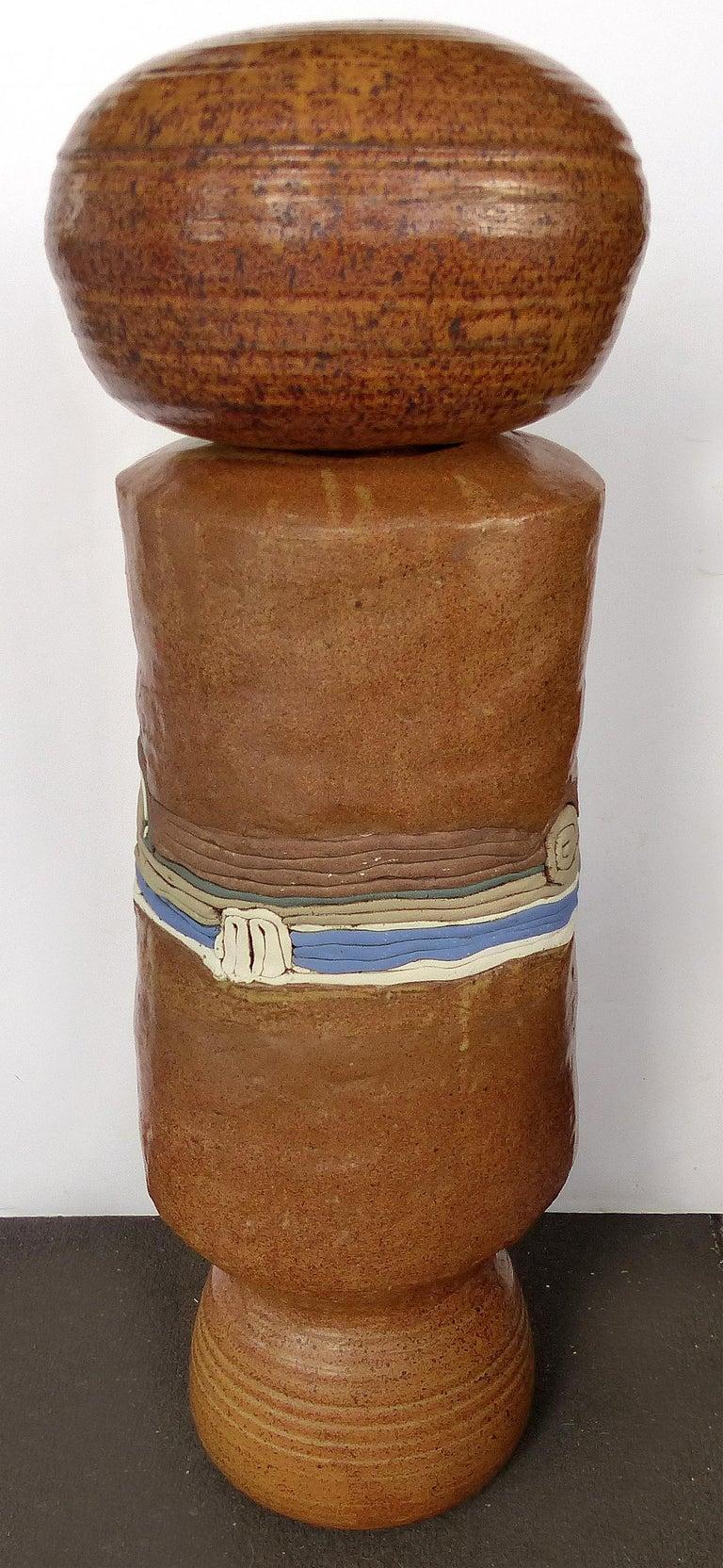 American Phyllis Hammond 1970s Ceramic
