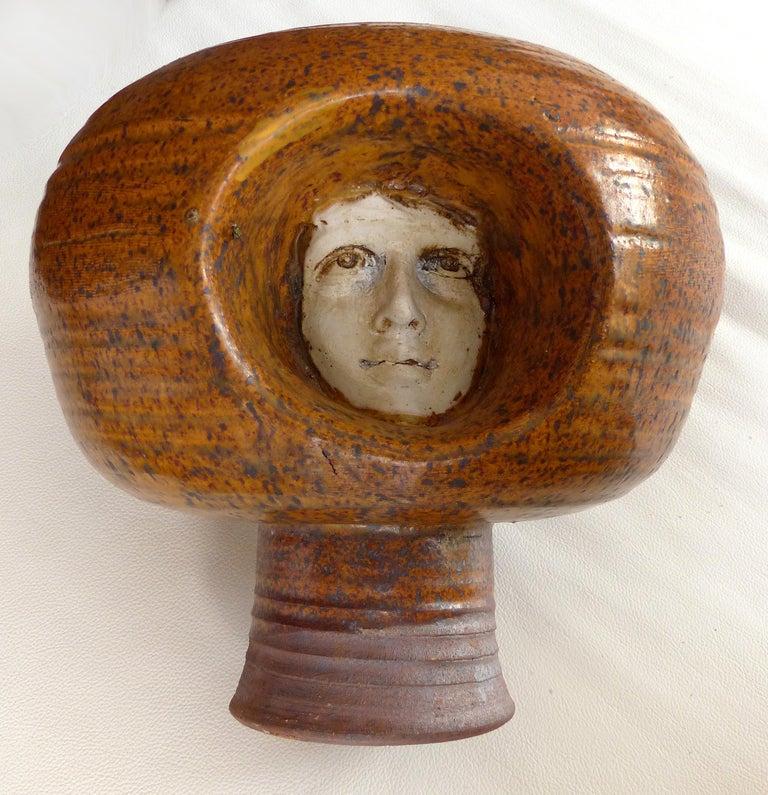 Late 20th Century Phyllis Hammond 1970s Ceramic