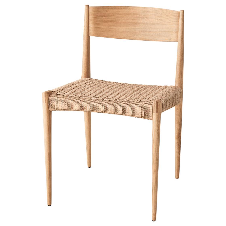 PIA Chair by Poul Codavius - Light Oak