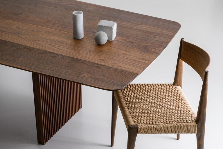PIA Chair by Poul Codavius - Smoked Oak For Sale 2