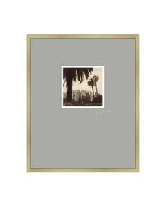Buenos Aires Contemporary Landscape Original Polaroid Photograph Framed