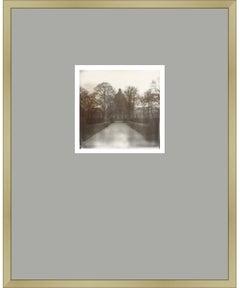 The City - Original Polaroid Photograph Framed Contemporary Landscape