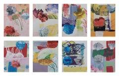 Untitled (Set of 8 Silkscreens)