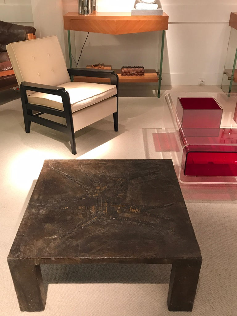 Pia Manu Coffee Table For Sale 5