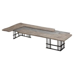 Pia Manu Metropolitan Chic Coffee Table by Jules Dewaele