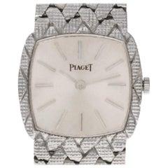 Piaget 101568 18 Karat White Gold Manual Watch