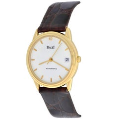 Piaget Yellow Gold Automatic Wristwatch Ref 15958