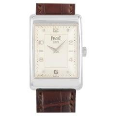 Piaget 1874 18 Karat White Gold Watch 806065