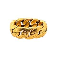 Piaget 18k Gold Ring Size 7.5