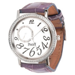 Piaget Altiplano GOA31106 Women's Watch in 18 Karat White Gold