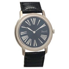 Piaget Altiplano White Gold Mechanical Wrist Watch