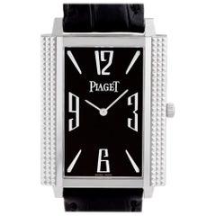 Piaget Black Tie GOA30161, Black Dial, Certified and Warranty