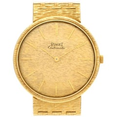 Piaget Classic 149, Gold Dial, Certified and Warranty