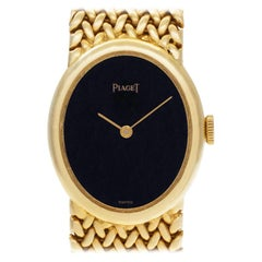 Piaget Classic 6822 K 30, White Dial, Certified and Warranty