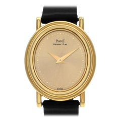 Piaget Classic 7358, Case, Certified and Warranty