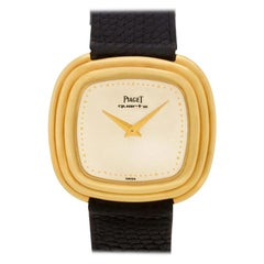 Piaget Classic 75101, Black Dial, Certified and Warranty