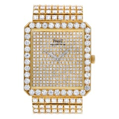 Piaget Classic 81541c626, Black Dial, Certified and Warranty