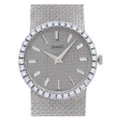 Piaget Classic 926 b 18, Silver Dial, Certified and Warranty