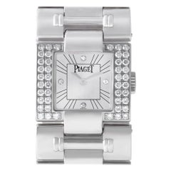 Piaget Dancer 50011 K83, Silver Dial, Certified and Warranty