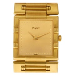 Piaget Dancer 80317, Silver Dial, Certified and Warranty